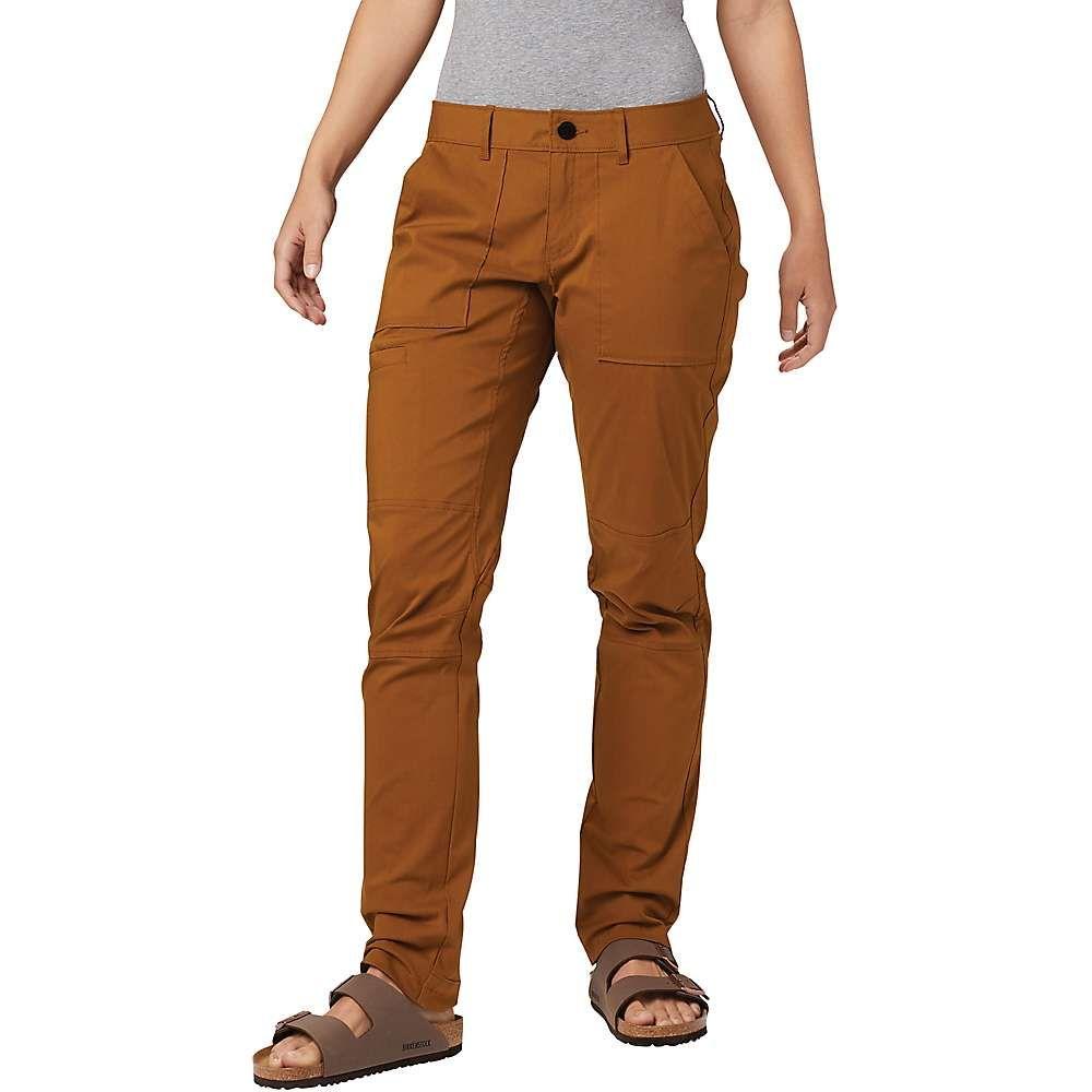 マウンテンハードウェア Mountain Hardwear レディース ハイキング・登山 ボトムス・パンツ【Hardwear AP Pant】Golden Brown