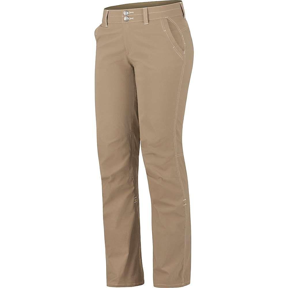 マーモット Marmot レディース ハイキング・登山 ボトムス・パンツ【Kodachrome Pant】Desert Khaki