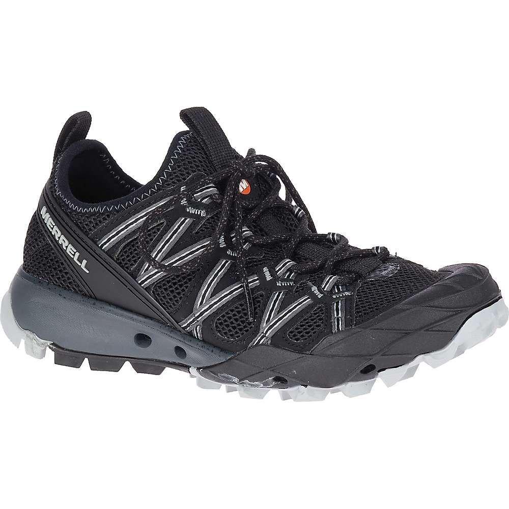 メレル Merrell レディース ハイキング・登山 シューズ・靴【Choprock Shoe】Black