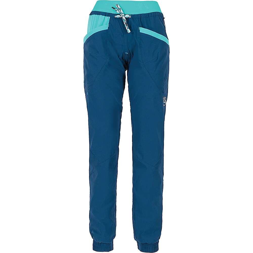 ラスポルティバ La Sportiva レディース ハイキング・登山 ボトムス・パンツ【Mantra Pant】Opal Aqua