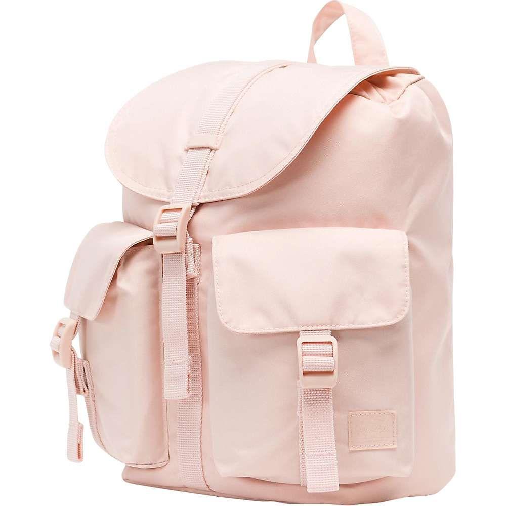 ハーシェル サプライ Herschel Supply Co レディース バッグ バックパック・リュック【Dawson Small Light Backpack】Cameo Rose