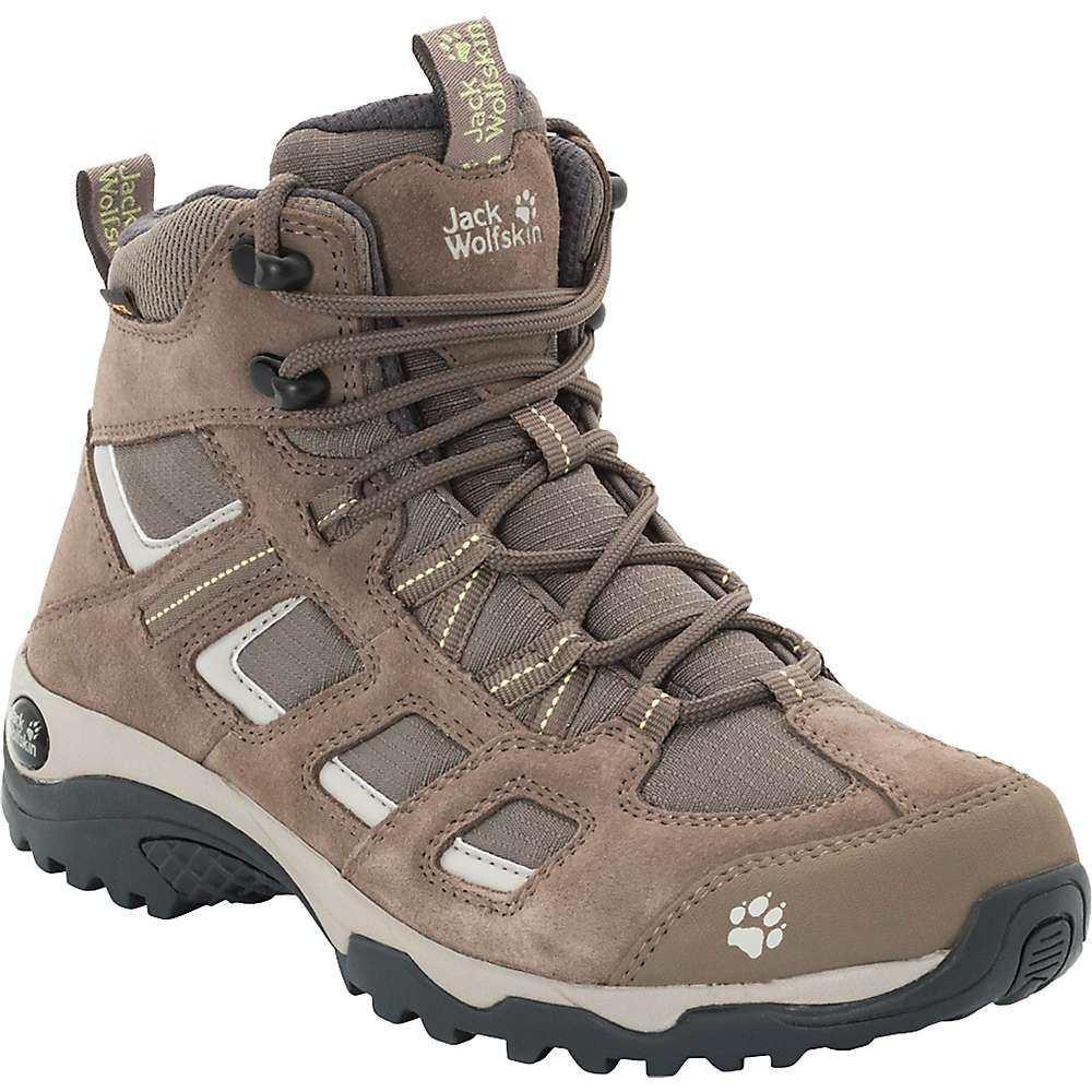ジャックウルフスキン Jack Wolfskin レディース ハイキング・登山 シューズ・靴【Vojo Hike 2 Texapore Mid Boot】Siltstone