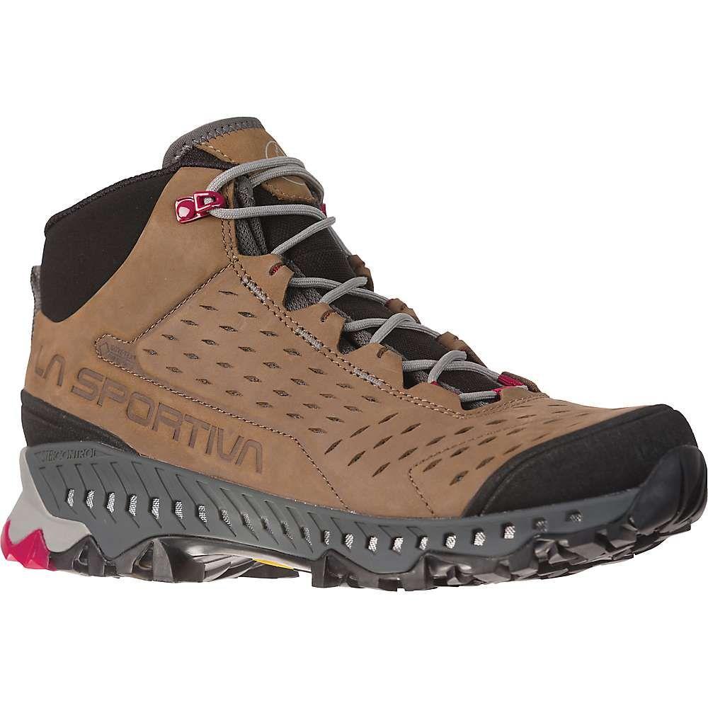ラスポルティバ La Sportiva レディース ハイキング・登山 シューズ・靴【Pyramid GTX Hiking Boot】Taupe / Beet