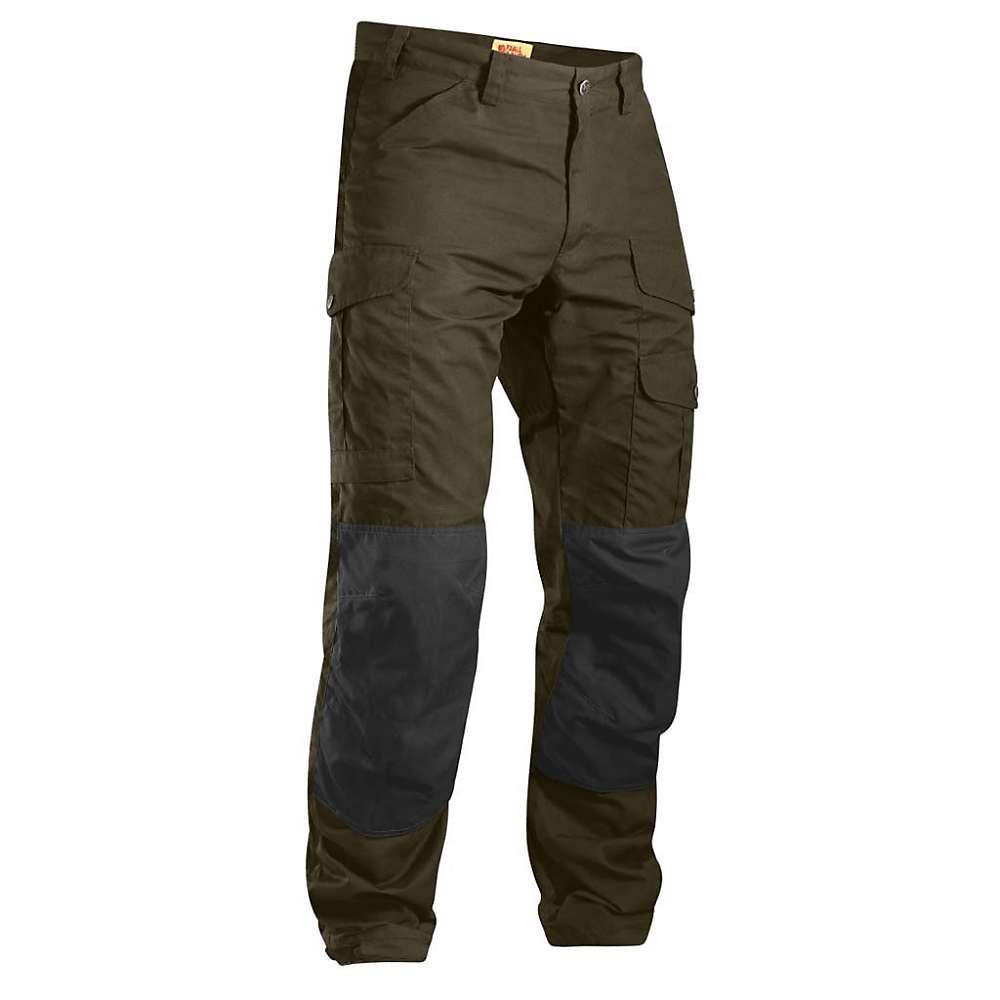 フェールラーベン メンズ ハイキング ウェア【Fjallraven Vidda Pro Trousers】Dark Olive