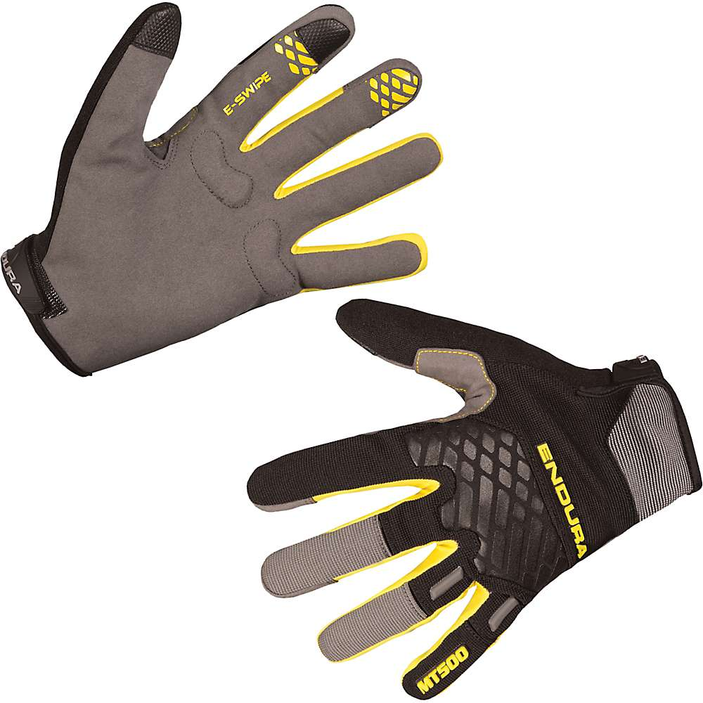 エンデュラ メンズ アクセサリー 手袋【Endura MT500 Glove II】Black