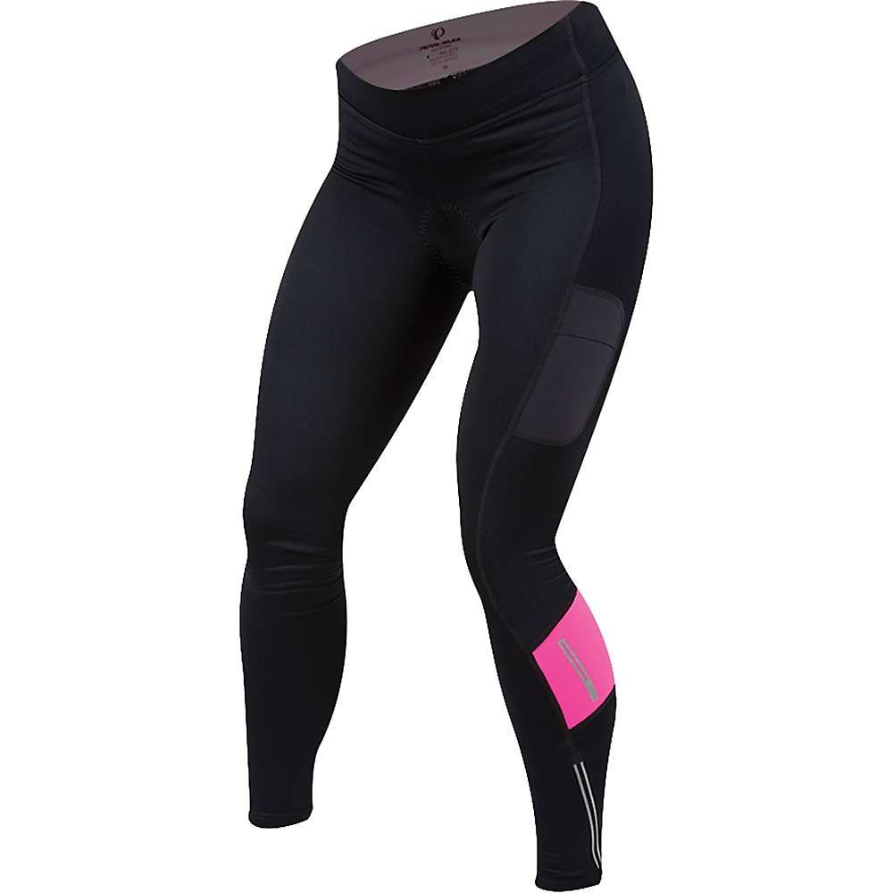 パールイズミ Pearl Izumi レディース 自転車 ボトムス・パンツ【Escape Sugan Thermal Cycling Tight】Black/Screaming Pink