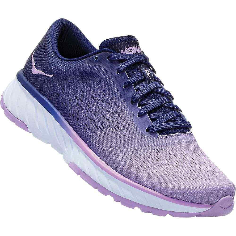 ホカ オネオネ Hoka One One レディース ランニング・ウォーキング シューズ・靴【Cavu 2 Shoe】Lavendula / Medieval Blue