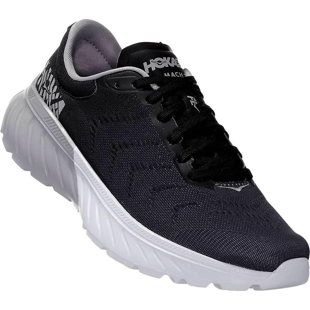 ホカ オネオネ Hoka One One レディース ランニング・ウォーキング シューズ・靴【Mach 2 Shoe】Black / White