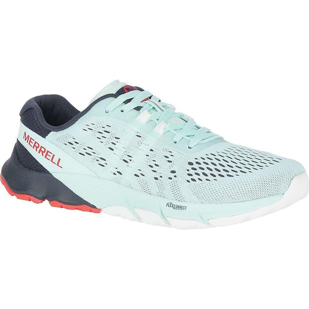 メレル Merrell レディース ランニング・ウォーキング シューズ・靴【Bare Access Flex 2 E-Mesh Shoe】Bleached Aqua