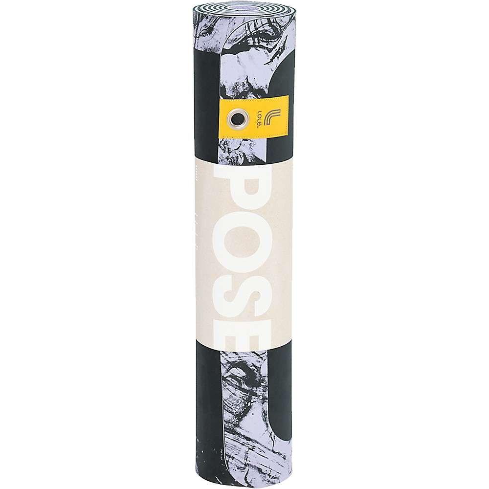 ロール Lole レディース ヨガ・ピラティス ヨガマット【Pose Yoga Mat】Lilac Marble Ocean