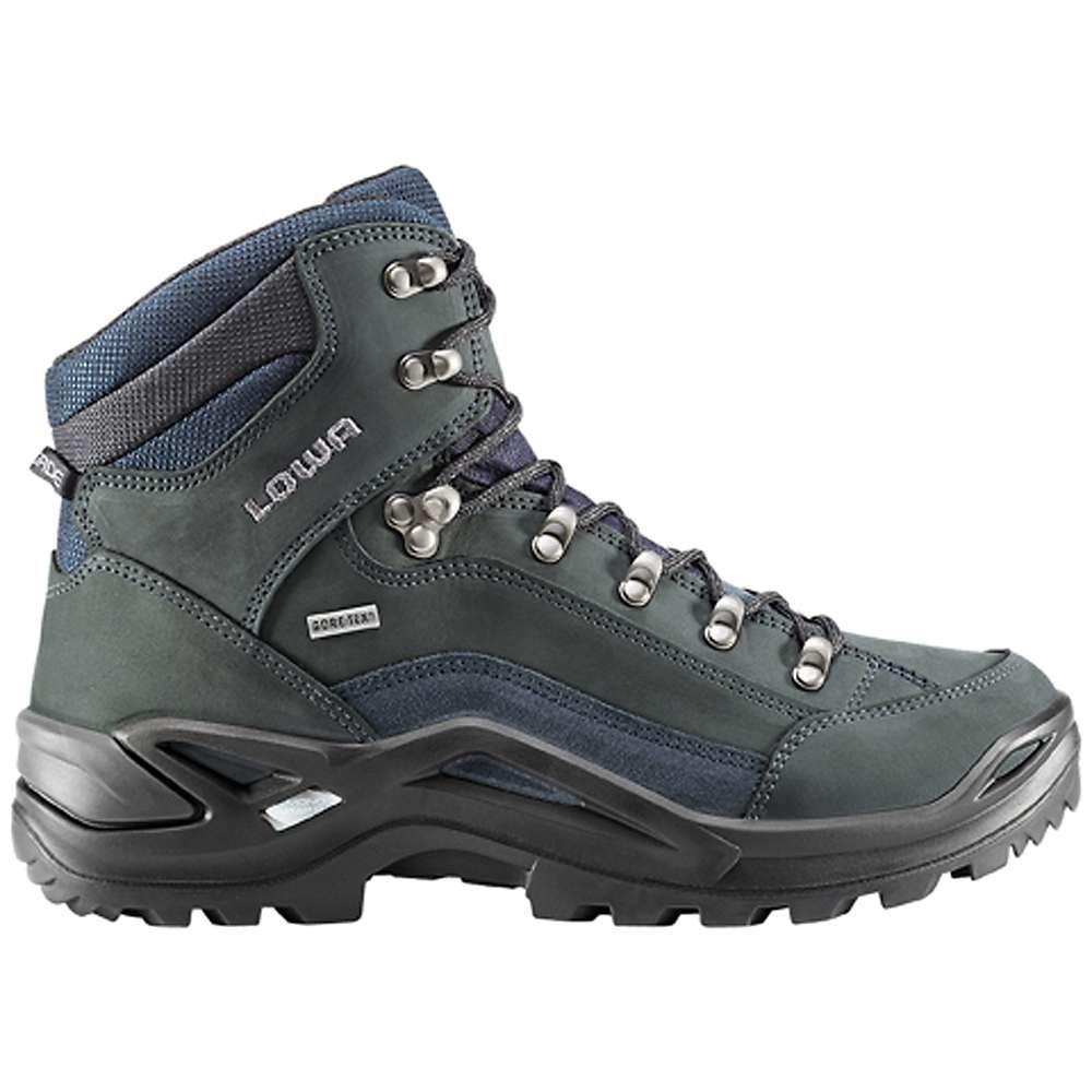 ローバー Lowa Boots メンズ ハイキング・登山 シューズ・靴【Lowa Renegade GTX Mid Boot】Dark Gray/Navy