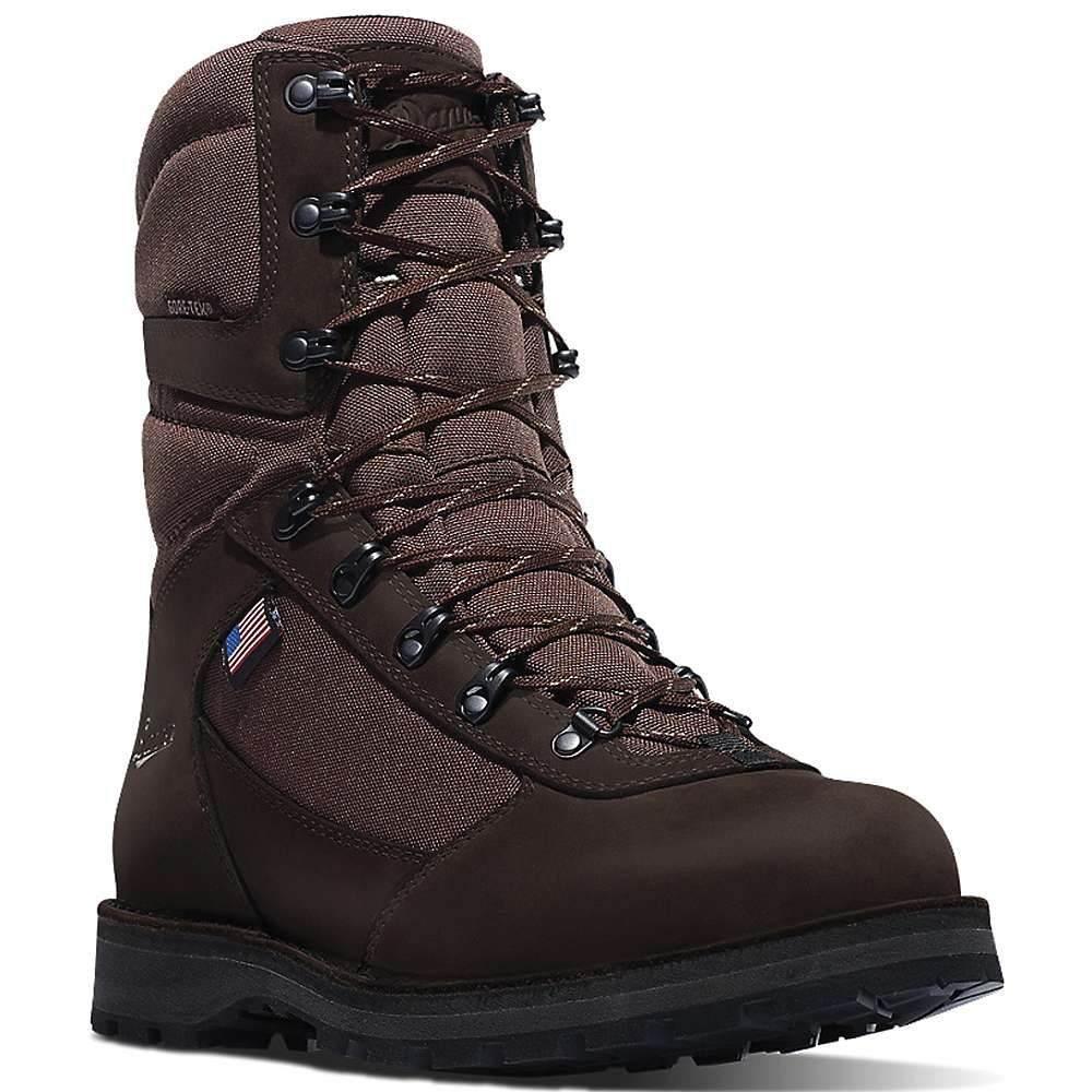 ダナー Danner メンズ ハイキング・登山 シューズ・靴【East Ridge 8IN 400G Insulated GTX Boot】Brown