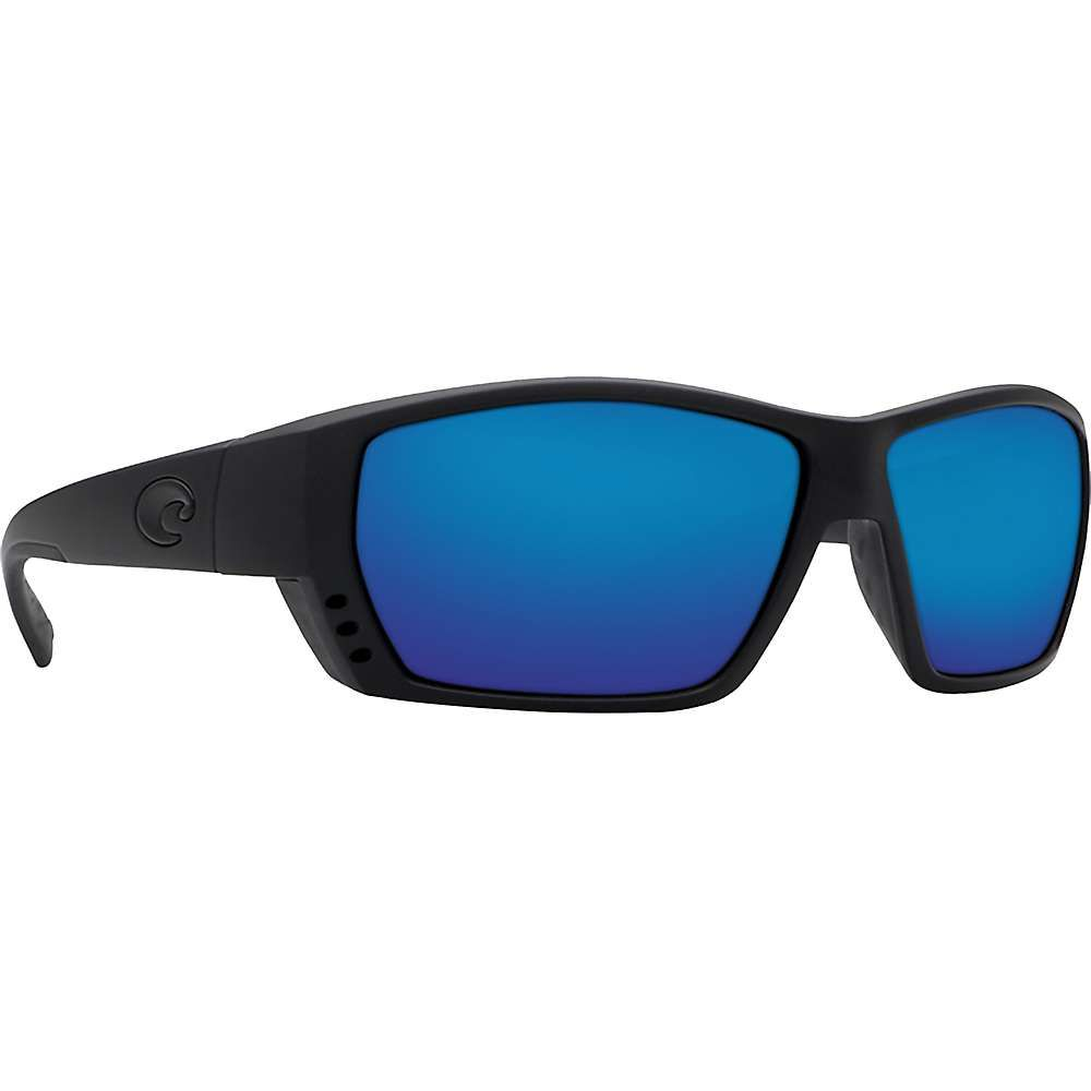 コスタデルメール Costa Del Mar メンズ スポーツサングラス【Tuna Alley Polarized Sunglasses】Blue Mirror G