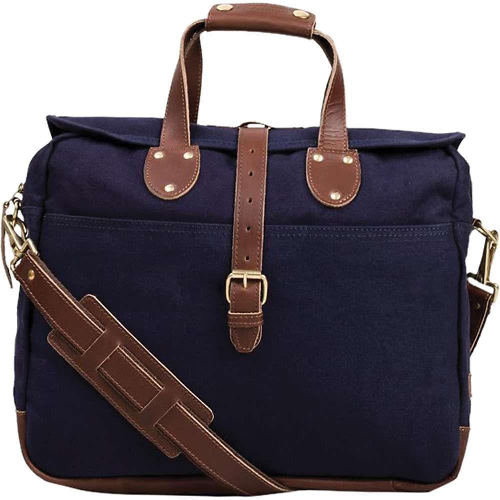 ユナイテッドバイブルー United By Blue ユニセックス バッグ パソコンバッグ【Lakeland Laptop Bag】Navy