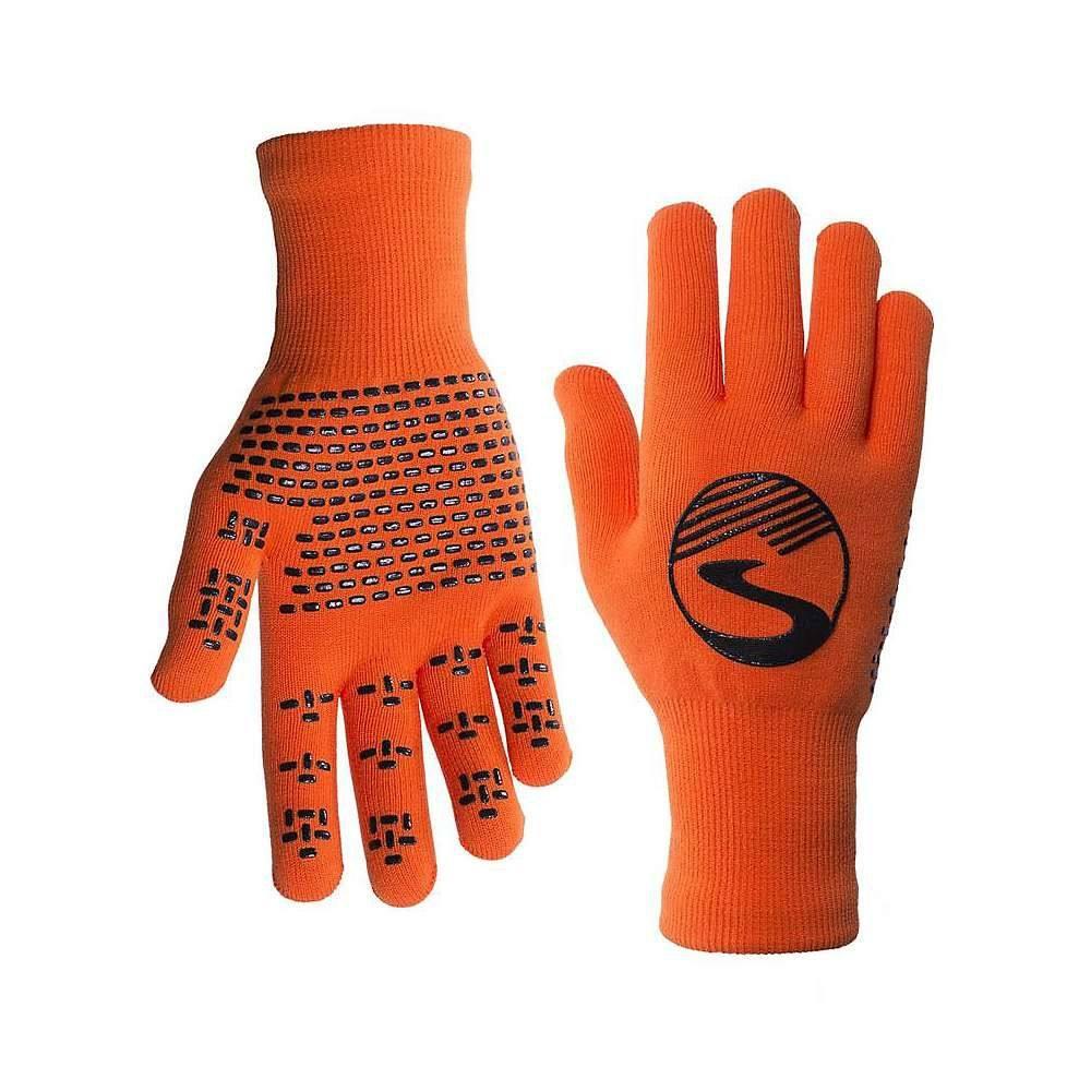シャワーズ パス Showers Pass ユニセックス 手袋・グローブ【Knit Waterproof Glove】Safety Orange