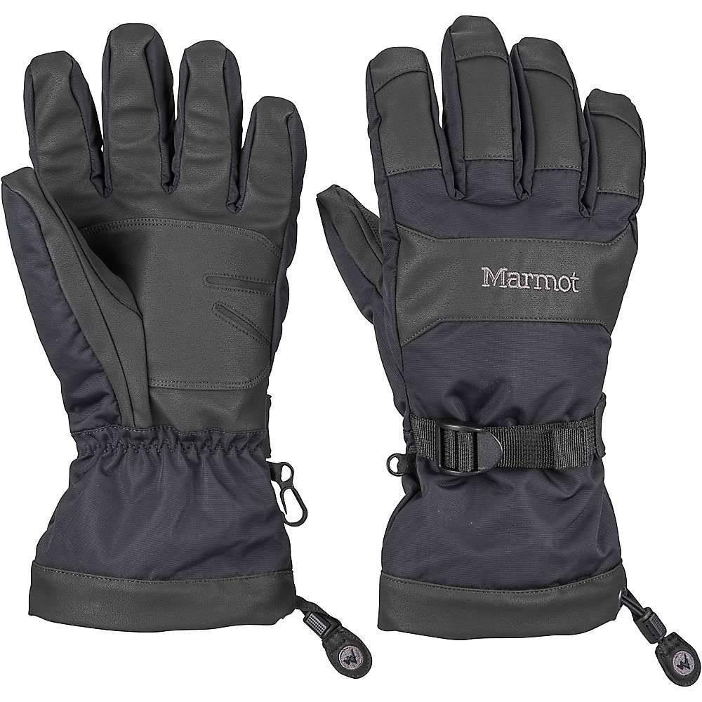 マーモット Marmot ユニセックス スキー・スノーボード グローブ【Nano Pro Glove】Black
