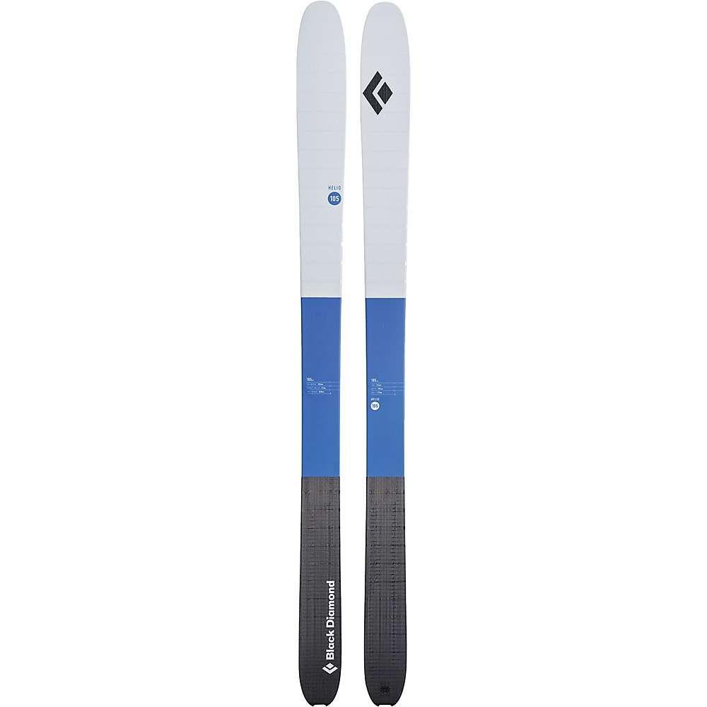 ブラックダイヤモンド Black Diamond メンズ スキー・スノーボード ボード・板【Helio 105 Ski】Blue
