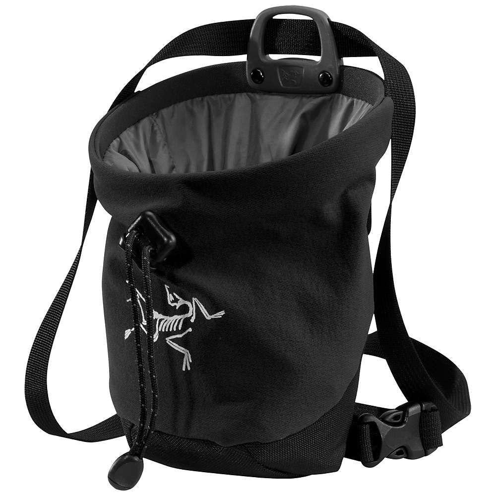 アークテリクス Arcteryx ユニセックス クライミング【C40 Chalk Bag】Black