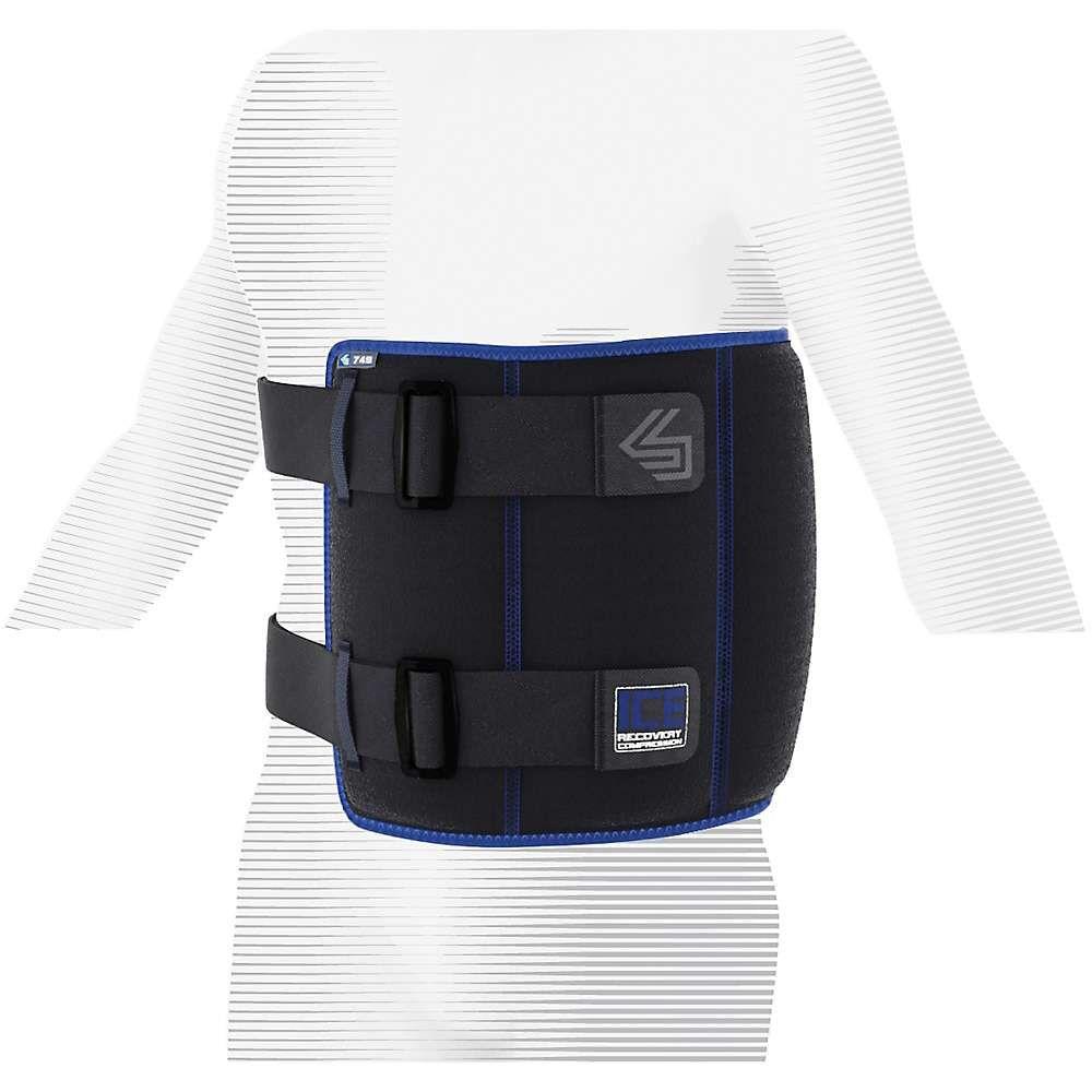 ショックドクター Shock Doctor ユニセックス フィットネス・トレーニング サポーター【Ice Recovery Large Utility Compression Wrap】Black