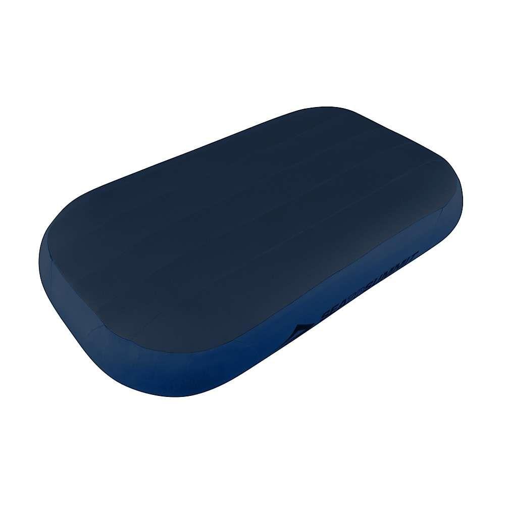 シー トゥ サミット Sea to Summit ユニセックス ハイキング・登山【Aeros Premium Deluxe Pillow】Navy Blue
