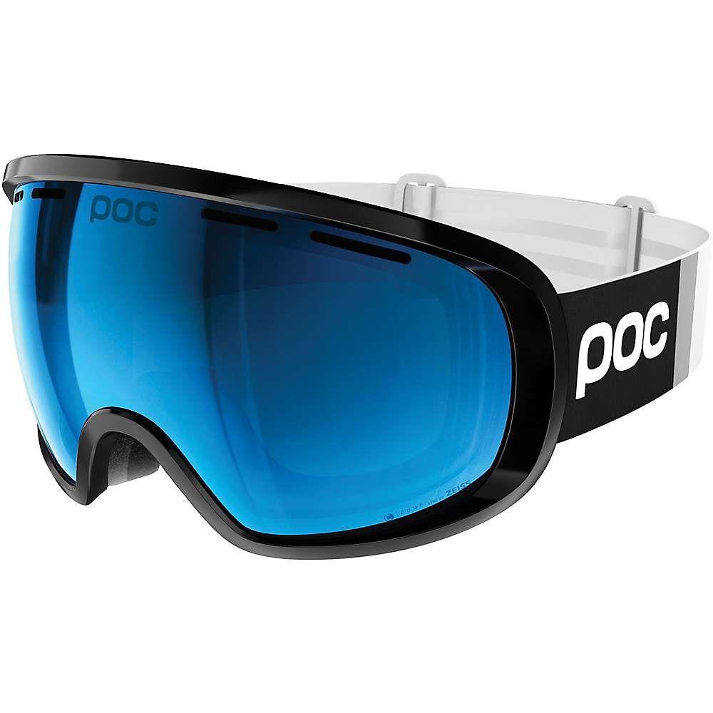 ピーオーシー POC Sports ユニセックス スキー・スノーボード ゴーグル【Fovea Clarity Comp Goggle】Uranium Black / Blue Mirror