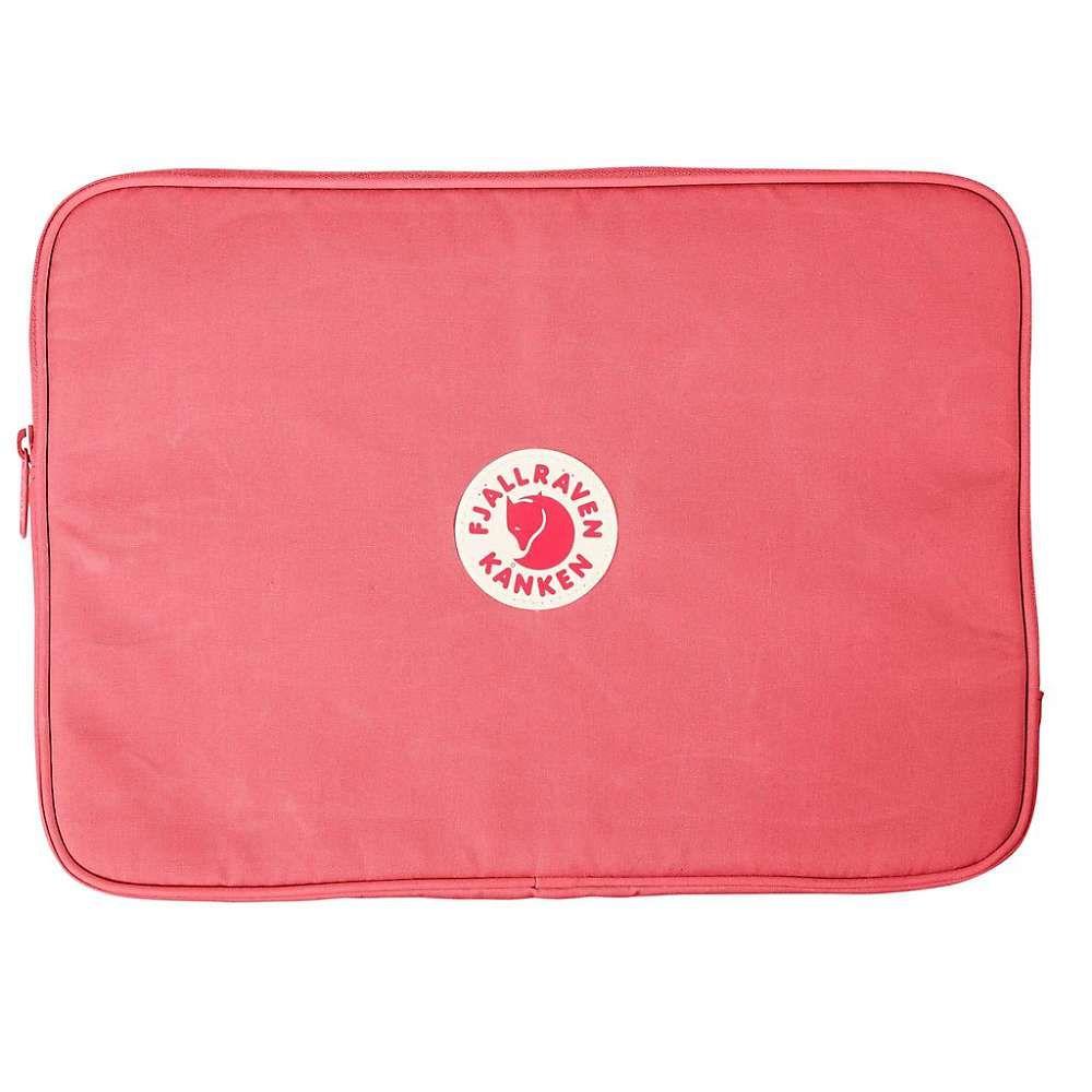 フェールラーベン Fjallraven ユニセックス バッグ パソコンバッグ【Kanken 13 Inch Laptop Case】Peach Pink