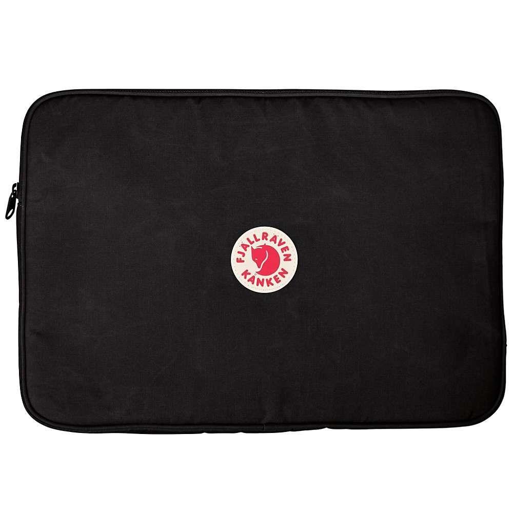 フェールラーベン Fjallraven ユニセックス バッグ パソコンバッグ【Kanken 15 Inch Laptop Case】Black