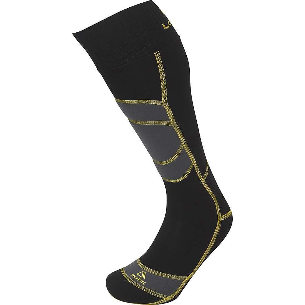 ローペン Lorpen ユニセックス スキー・スノーボード【T3+ Ski Polartec Warm Active Sock】Black