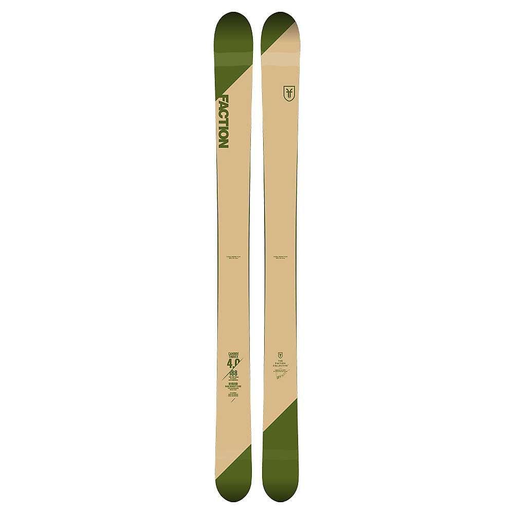 ファクション Faction Skis ユニセックス スキー・スノーボード ボード・板【Faction Candide 4.0 Ski】