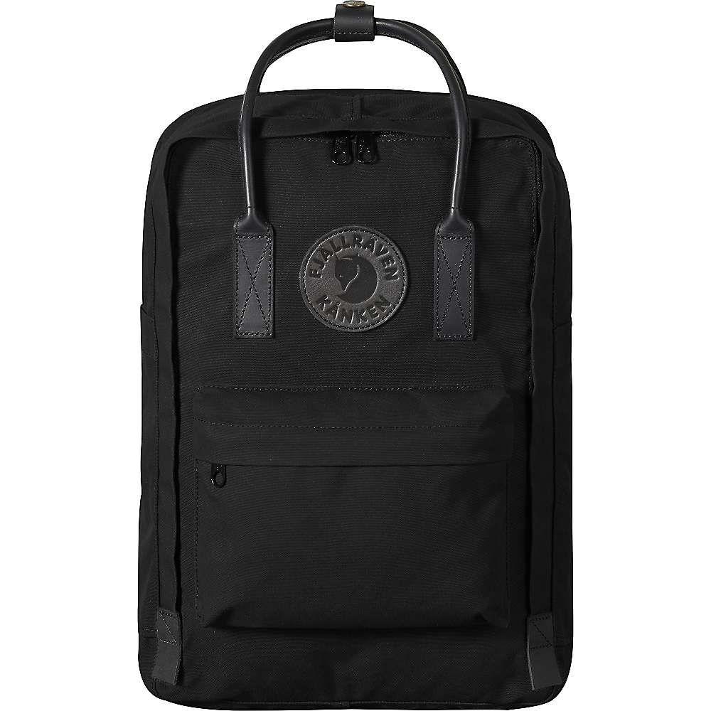フェールラーベン Fjallraven ユニセックス バッグ パソコンバッグ【Kanken No. 2 Laptop Bag】Black
