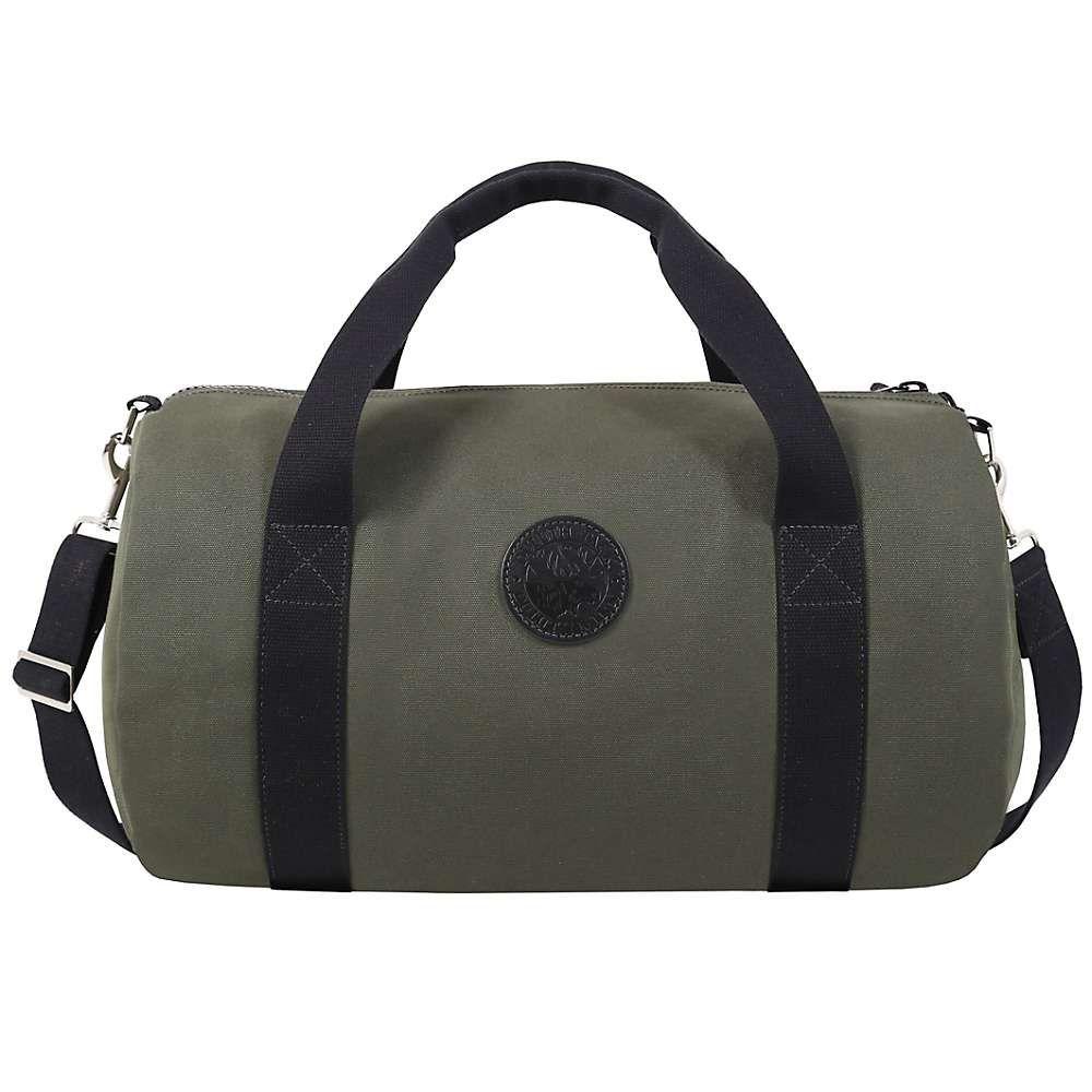 ダルースパック Duluth Pack ユニセックス バッグ ボストンバッグ・ダッフルバッグ【Round Duffel】Olive Drab