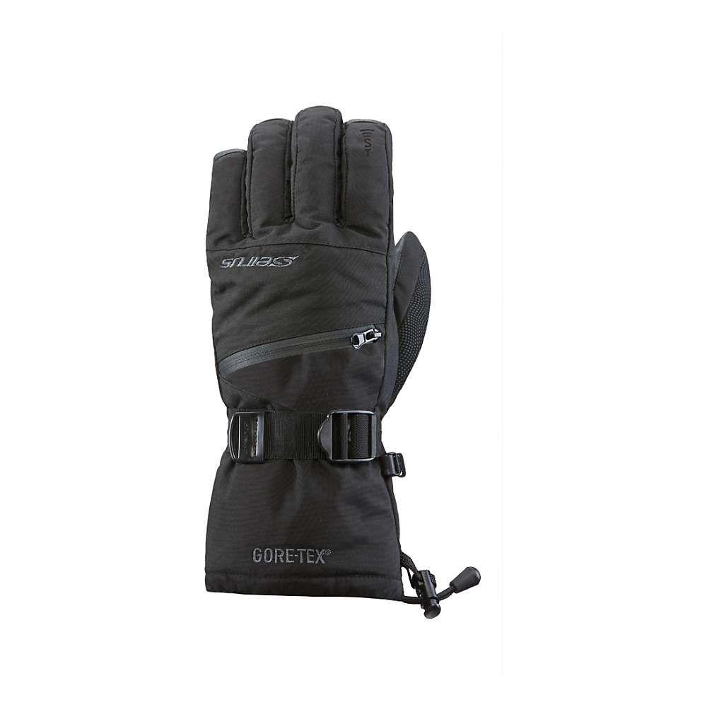 セイラス Seirus レディース スキー・スノーボード グローブ【Heatwave Plus Beam Gore-Tex Glove】Black