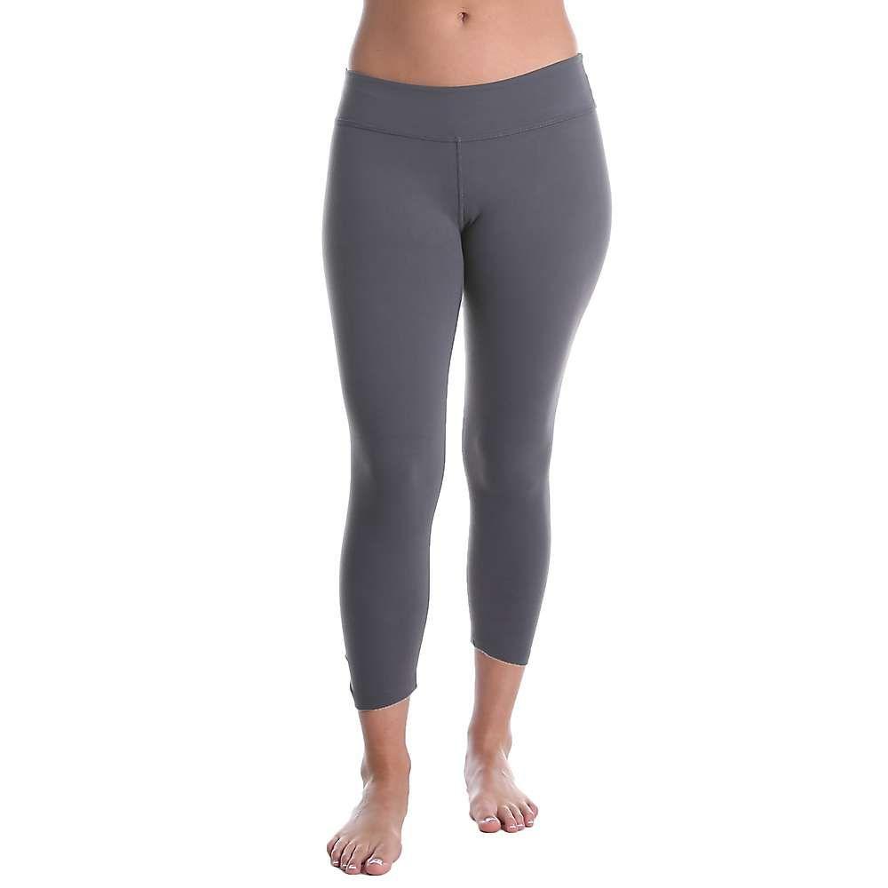ビヨンドヨガ Beyond Yoga レディース ヨガ・ピラティス ボトムス・パンツ【Back Gathered Legging】Steel
