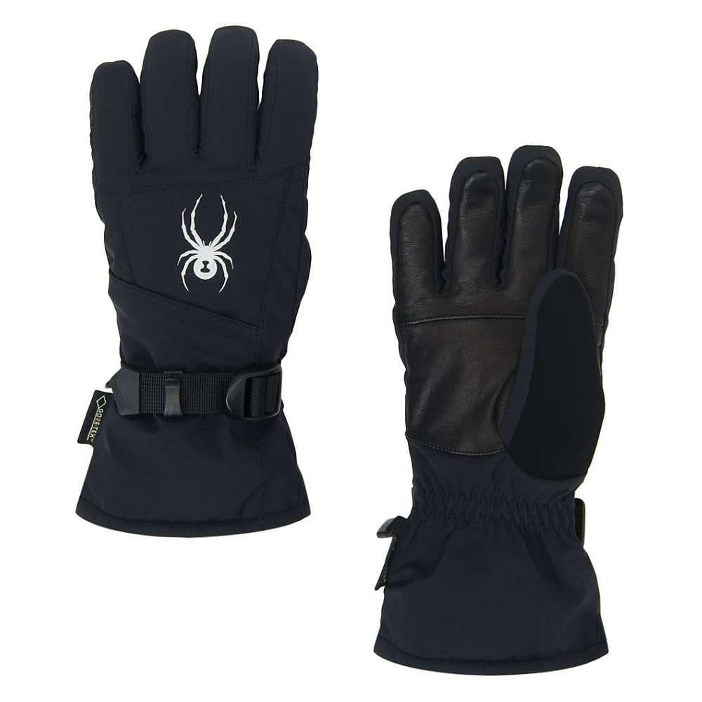 スパイダー Spyder レディース スキー・スノーボード グローブ【Synthesis GTX Ski Glove】Black / Black / Black