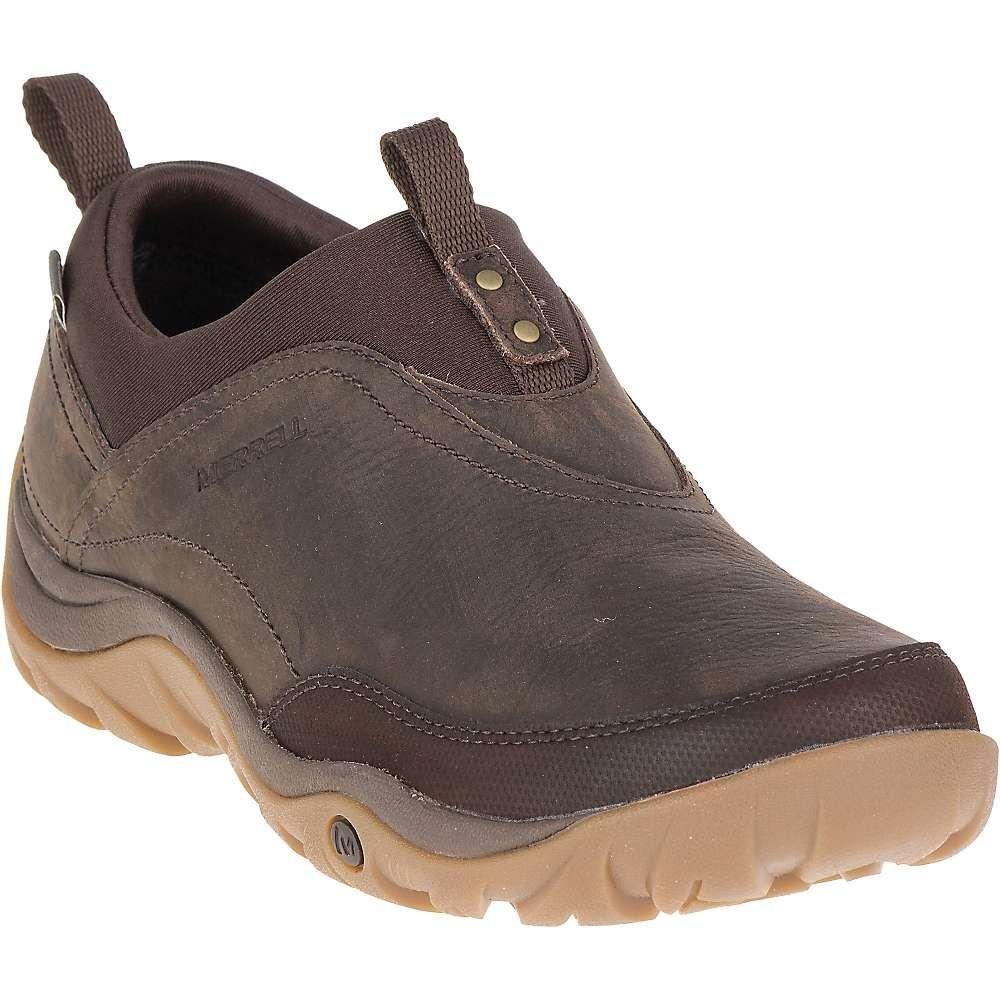 メレル Merrell レディース シューズ・靴 ブーツ【Murren Moc Waterproof Boot】Bracken