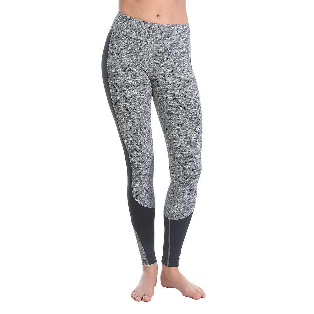 ビヨンドヨガ Beyond Yoga レディース ヨガ・ピラティス ボトムス・パンツ【Above The Curve Spacedye Long Legging】Black Space Dye