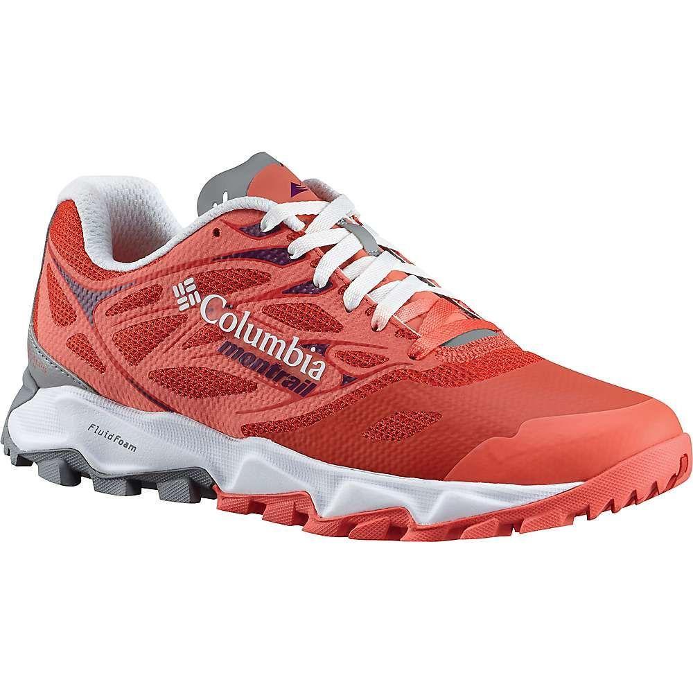 コロンビア Columbia Footwear レディース ランニング・ウォーキング シューズ・靴【Columbia Trans Alps F.K.T. II Shoe】Super Sonic / White