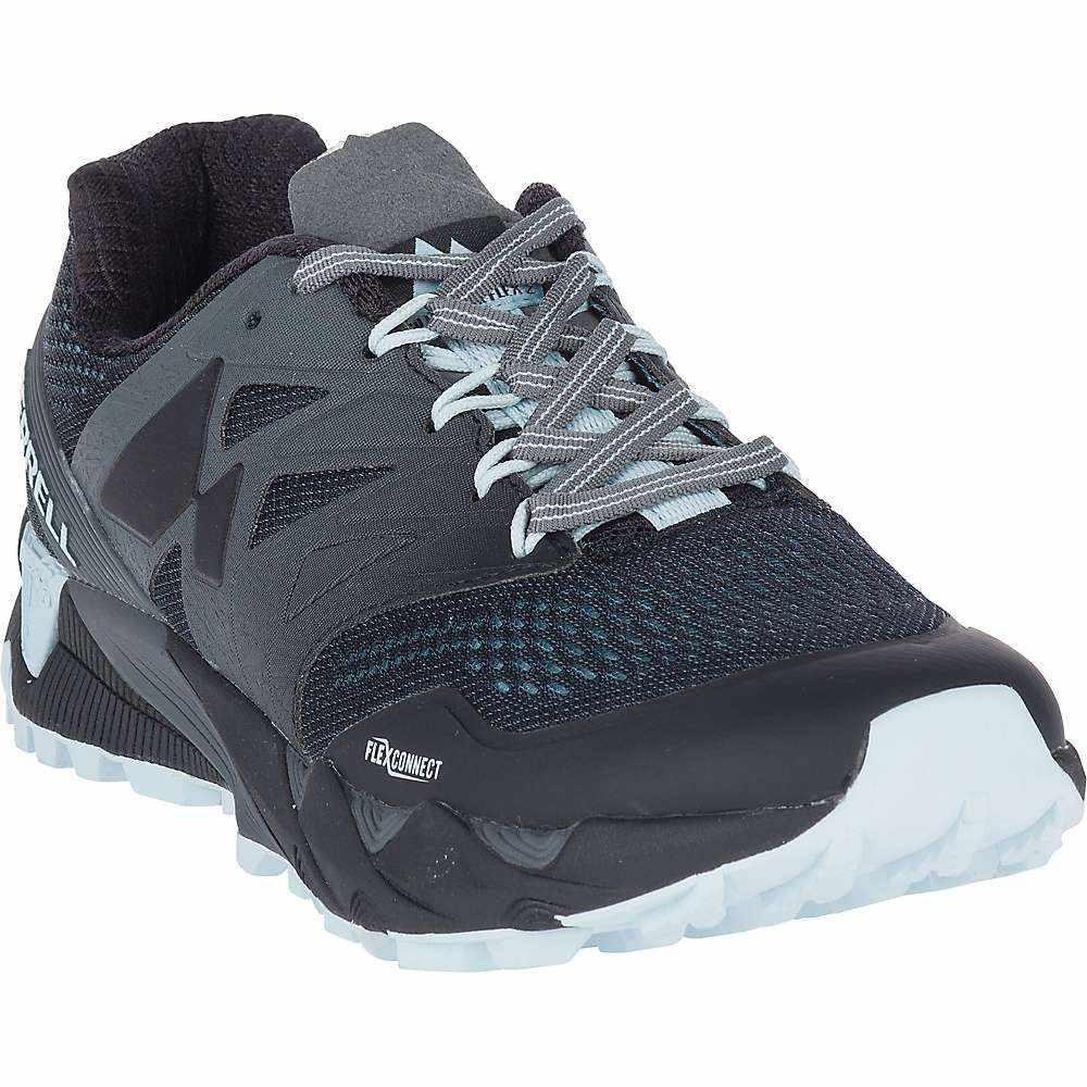 メレル Merrell レディース ランニング・ウォーキング シューズ・靴【Agility Peak Flex 2 E-Mesh Shoe】Black