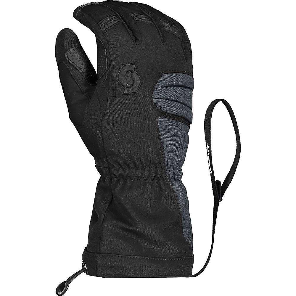 スコット Scott USA レディース スキー・スノーボード グローブ【Ultimate Premium GTX Glove】Black