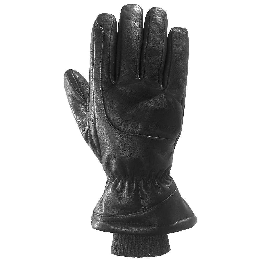 スワニー Swany レディース スキー・スノーボード グローブ【La Cozy 3 in 1 Glove】Black