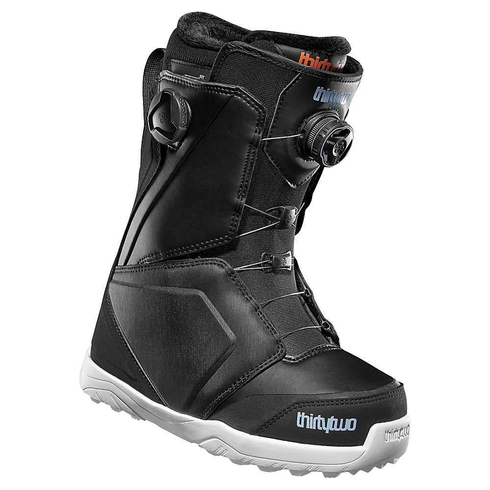 サーティーツー Thirty Two レディース スキー・スノーボード シューズ・靴【Lashed Double BOA Boot】Black / Blue / White