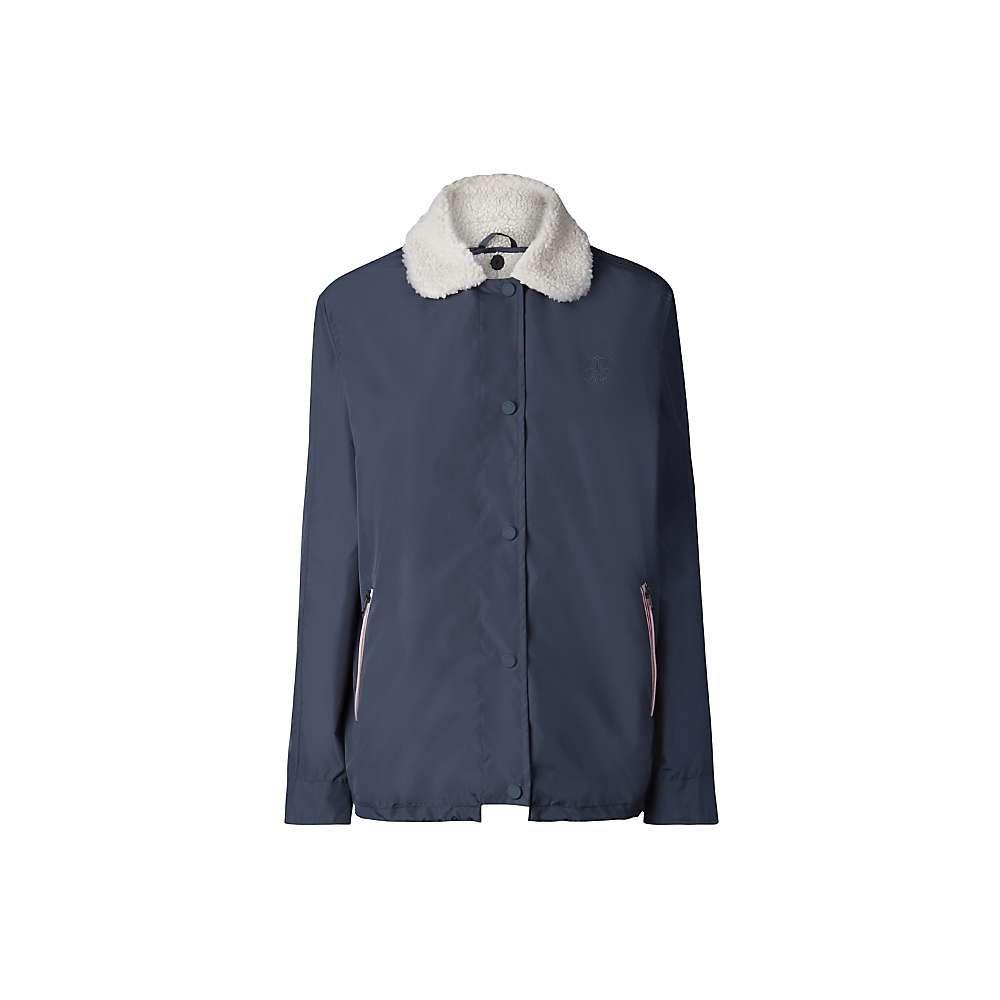 ハンター Hunter レディース トップス フリース【Original Shell Jacket with Fleece Liner】Navy