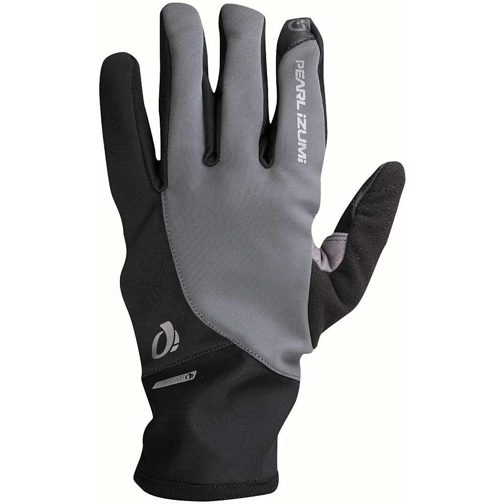 パールイズミ メンズ アクセサリー 手袋【Pearl Izumi Select Softshell Glove】Black