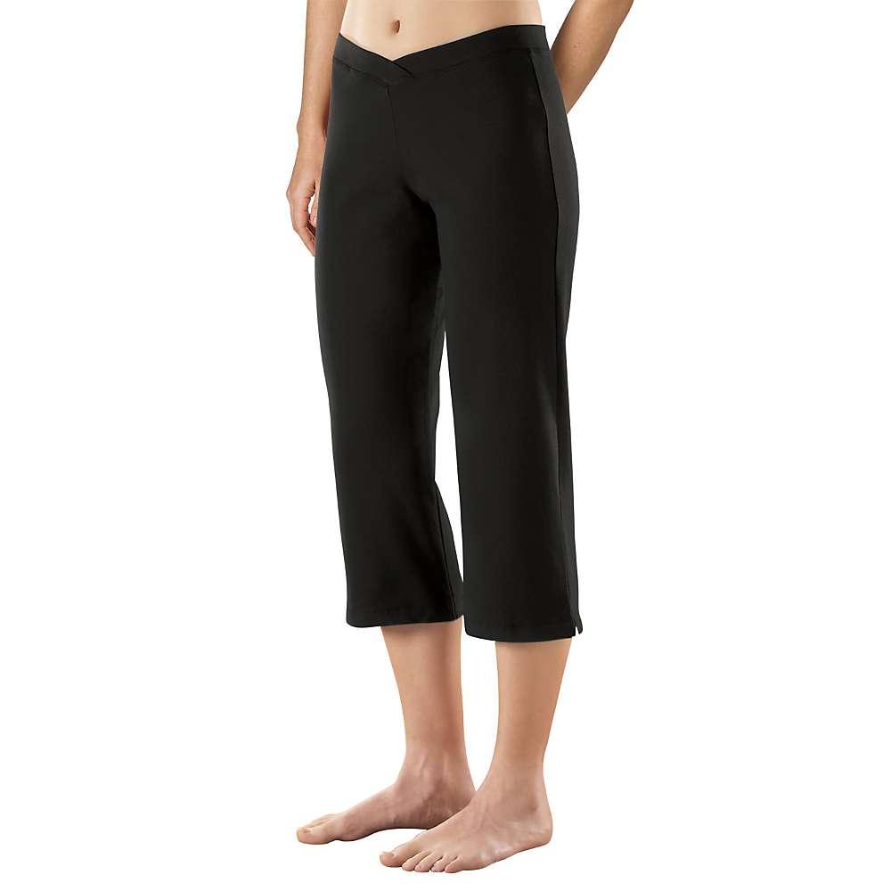 ストーンウェアデザイン レディース ヨガ ウェア【Stonewear Designs Stonewear Crop Pant】Black
