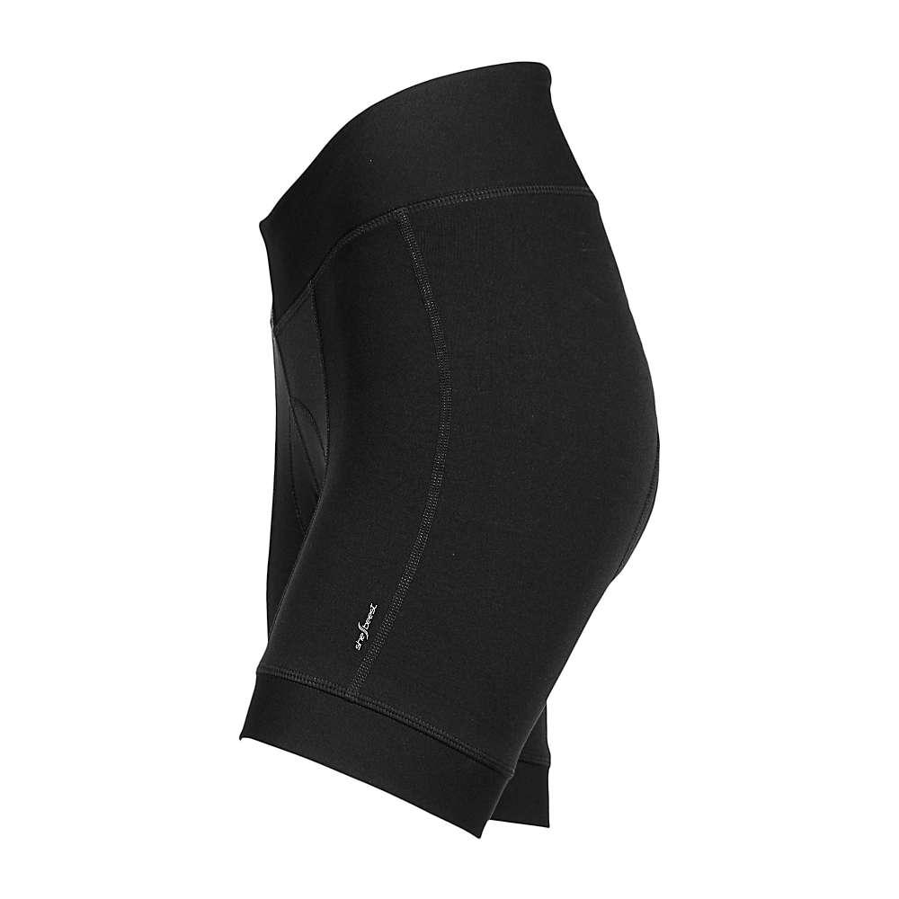 シービースト レディース サイクリング ウェア【Shebeest Triple S Ultimo Short】Black