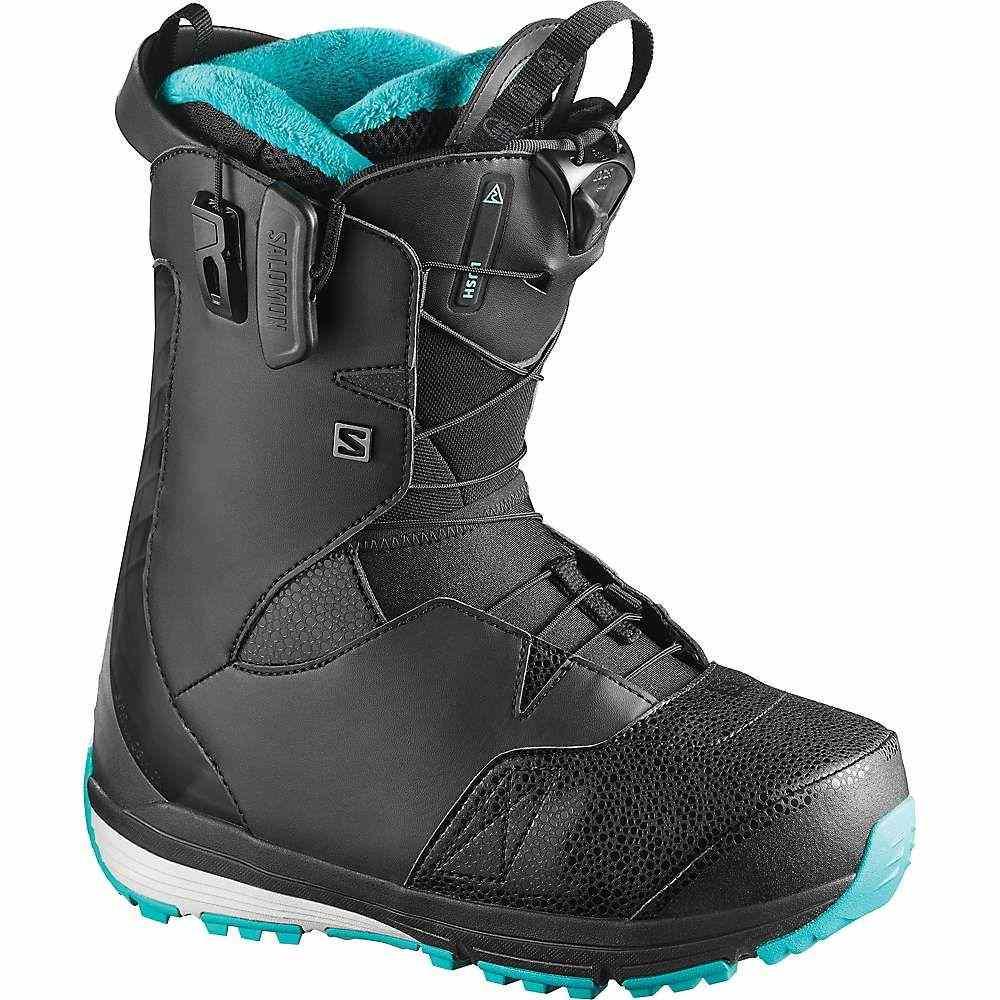 サロモン Salomon レディース スキー・スノーボード シューズ・靴【Lush Snowboard Boot】Black