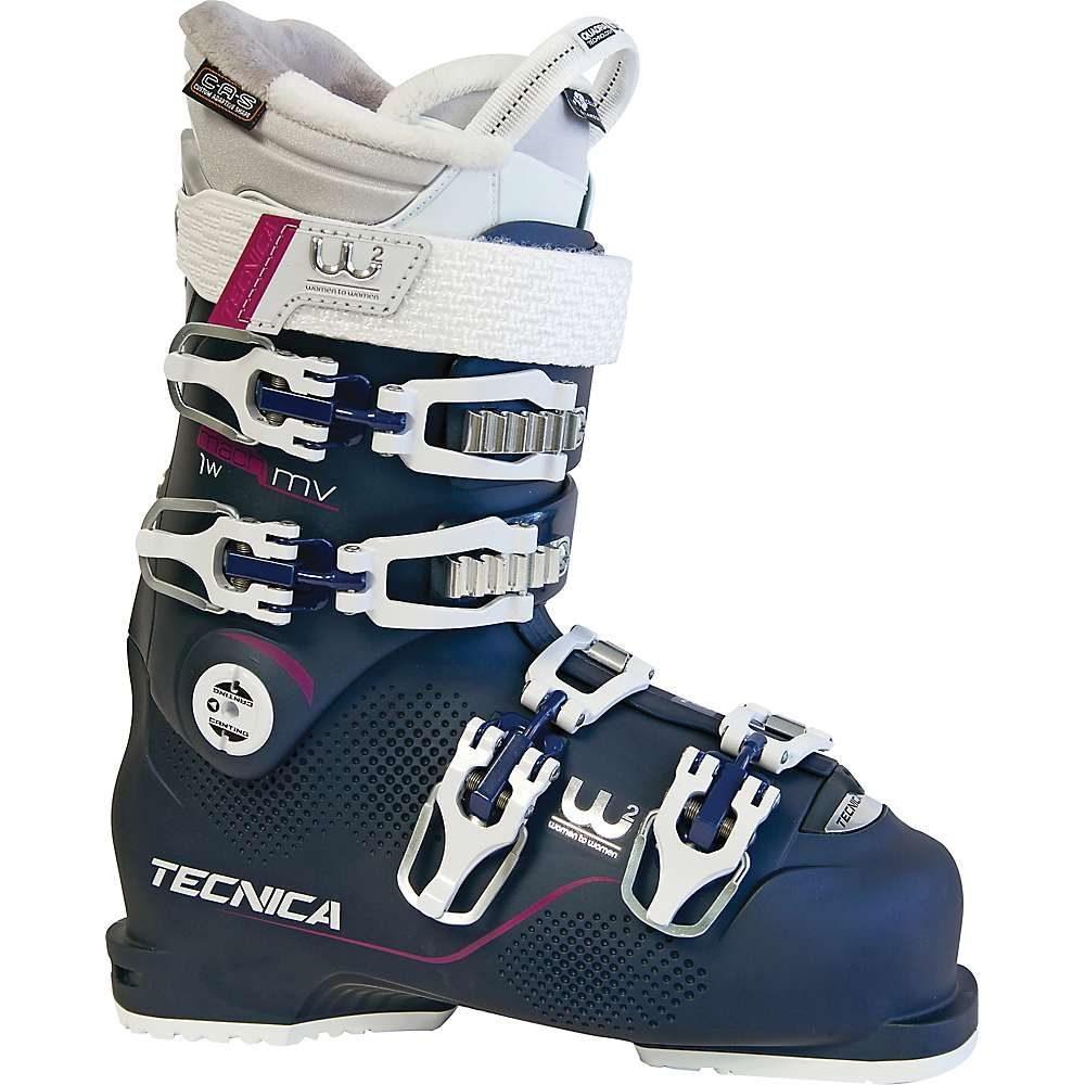 テクニカ Tecnica レディース スキー・スノーボード シューズ・靴【Mach1 95 MV Ski Boot】Night Blue