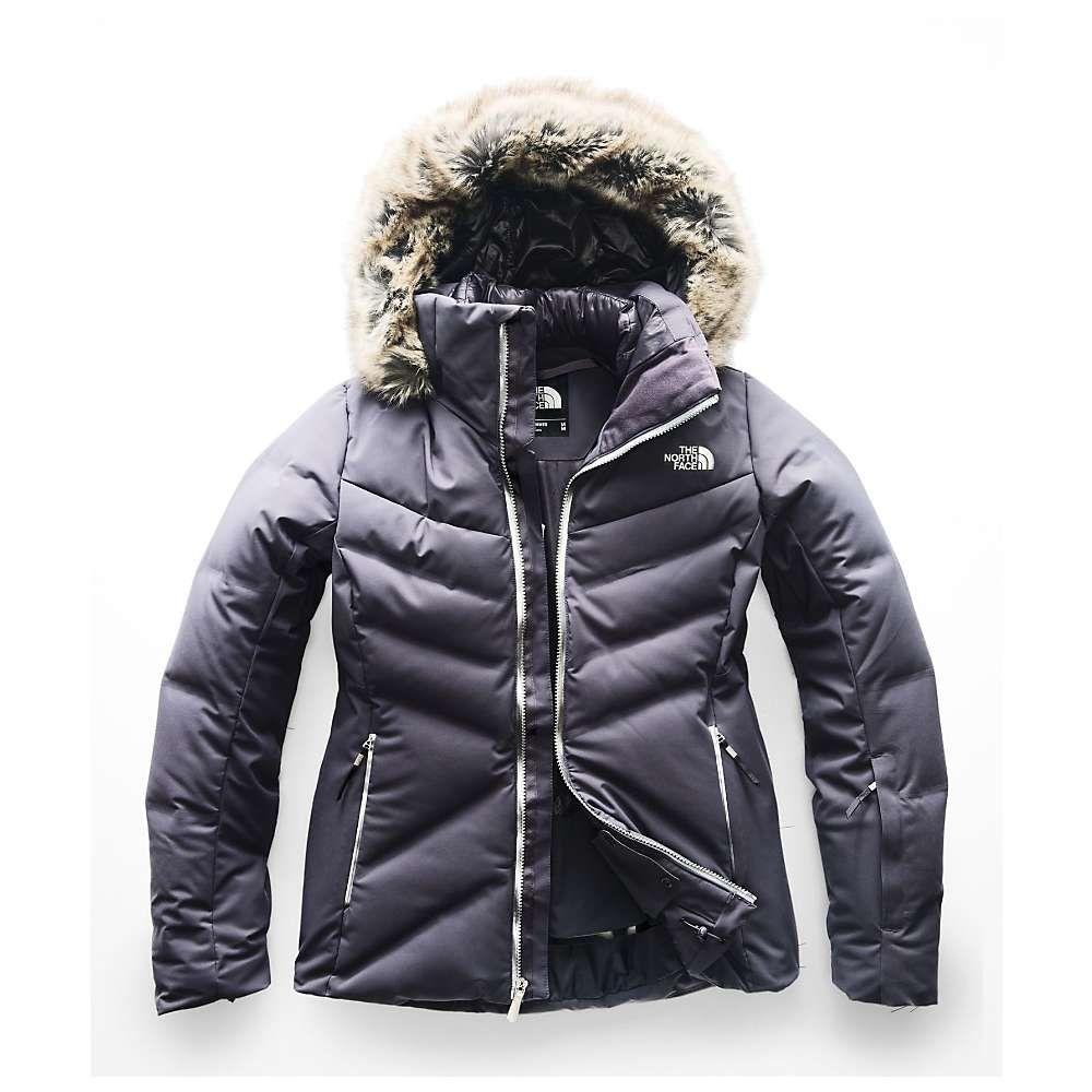 ザ ノースフェイス The North Face レディース スキー・スノーボード アウター【Cirque Down Jacket】Periscope Grey