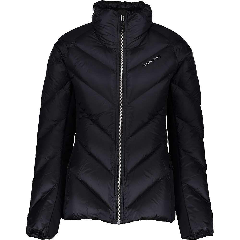 オバマイヤー Obermeyer レディース スキー・スノーボード アウター【Ion Stretch Jacket】Black