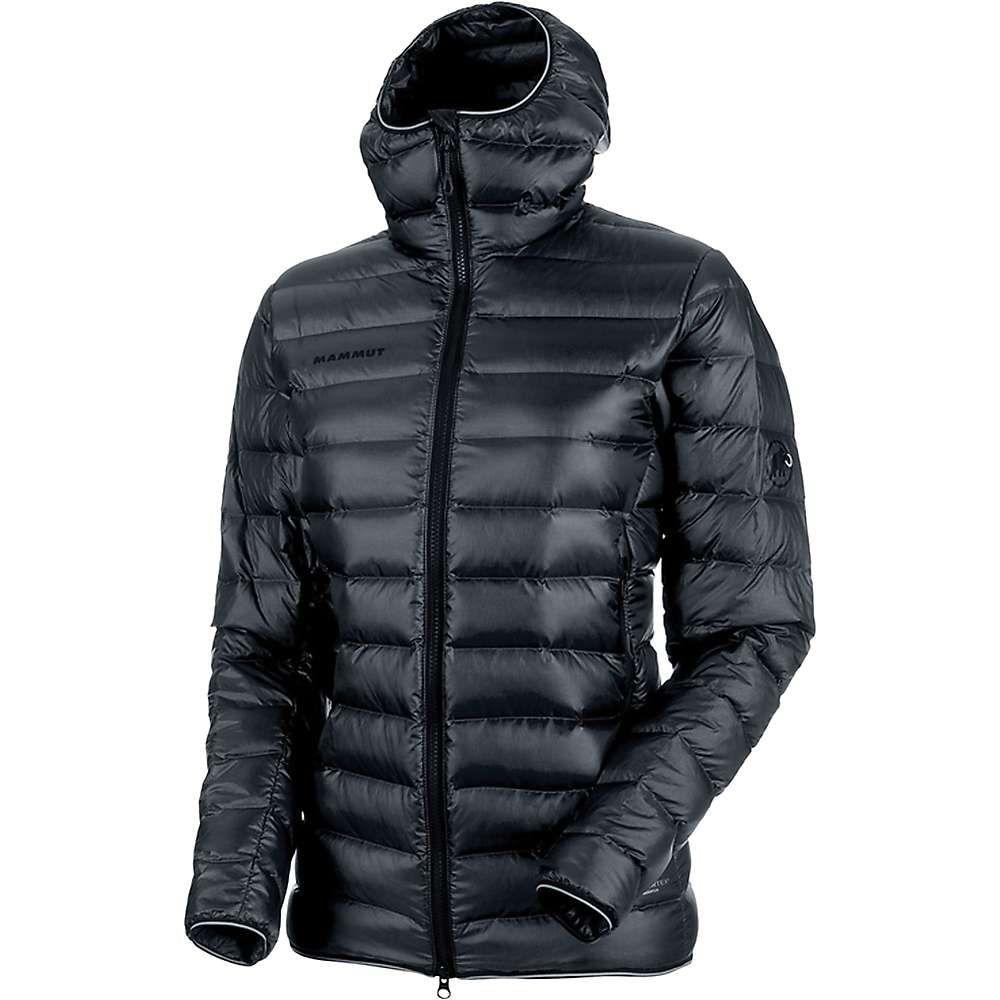 マムート Mammut レディース スキー・スノーボード アウター【Broad Peak Pro IN Hooded Jacket】Phantom